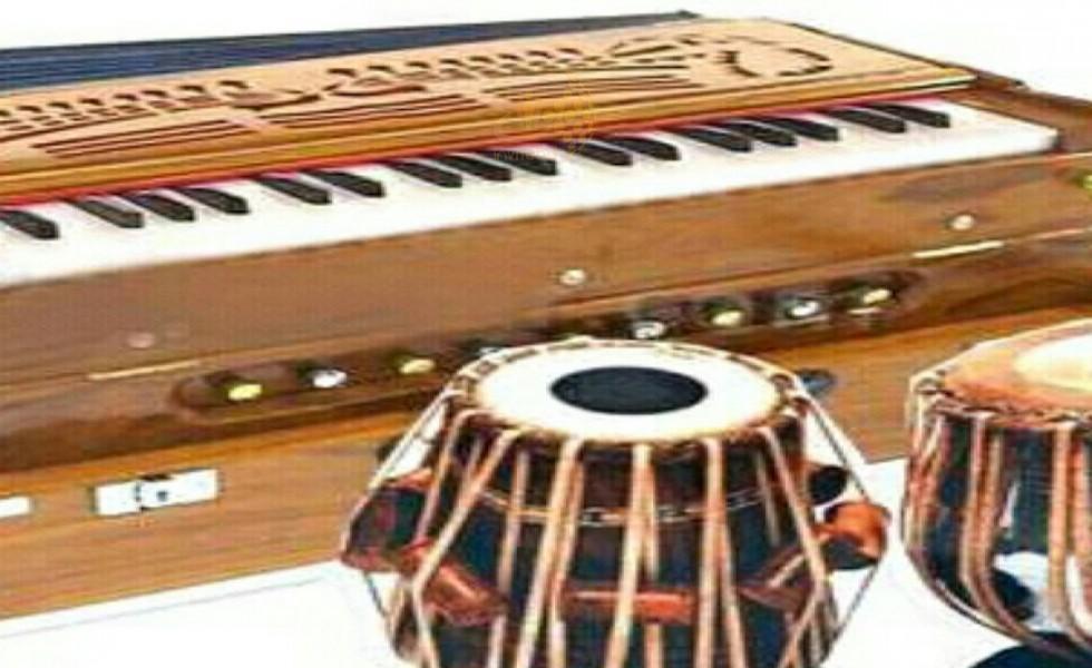 learn music গান শেখানো হয়
