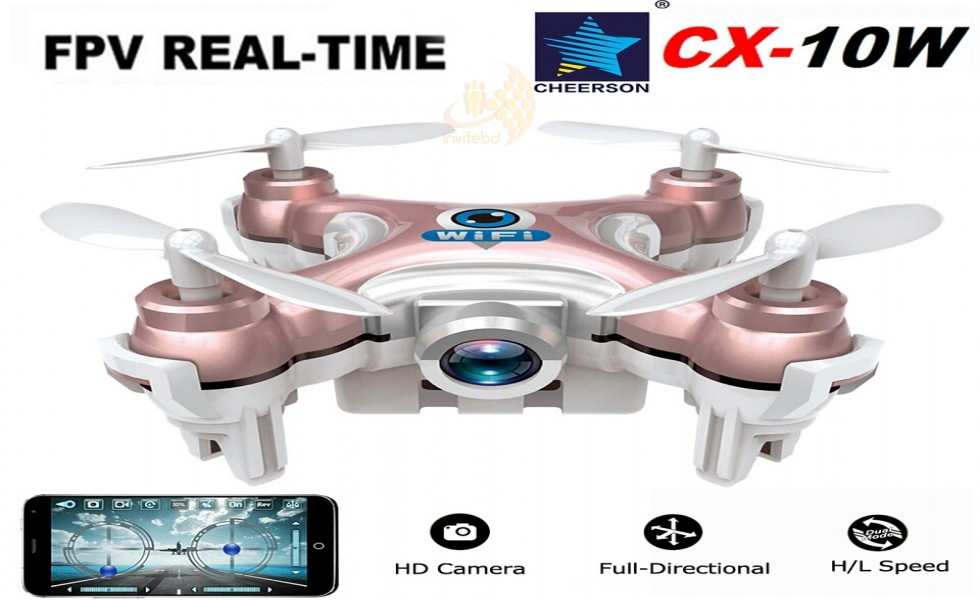 Cheerson CX10W Micro Quadcopter