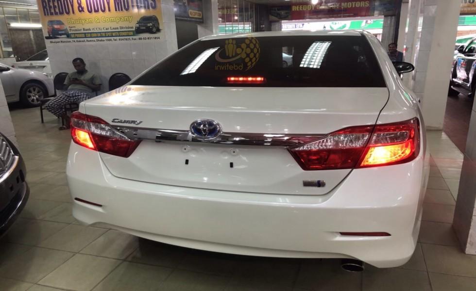 Toyota Camry Hybrid 2012 Model  - Invitebd